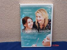 *DVD My Sister's Keeper Wide & Full Screen