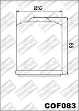 COF083 Filtro De Aceite CHAMPION Piaggio250 X9 Evolution2502004>2005