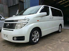 NISSAN ELGRAND HIGHWAYSTAR AMAZING CONDITION FROM 20K MILES