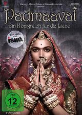 PADMAAVAT / EIN KÖNIGREICH FÜR DIE LIEBE - Bollywood DVD Erscheint 24. 8.