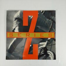 Schwinn 1993 Z Series Bicycles Brochure Poster