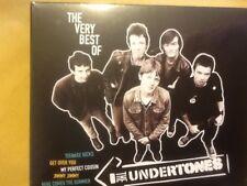 THE. UNDERTONES.      THE. VERY. BEST. OF THE. UNDERTONES.         TWO. DISCS.