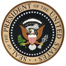 "14"" Lightweight Easy Hang Presidential Seal Plaque"