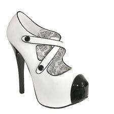 Bordello Women's Synthetic Heels
