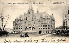 Science Building at Millersville State Normal School in Lancaster PA 1905
