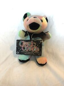 Cosmic Charlie Grateful Dead Bean Bear Collectible
