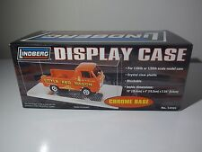Lindberg display case 25.4 cms long for 1:24 &1:25 scale model cars
