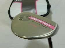 """New Odyssey White Hot Pro Ladies VLINE  33"""" Putter 33 inches V-Line WHP"""