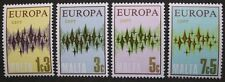 Europa stamps, Malta,1972, SG ref: 478-481, 4 stamp set, mint, never hinged