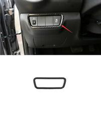 LHD Inner Head Light Switch Button Cover For Kia Forte / K3 / Cerato 2019-2020