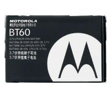 Genuine Battery BT60 BT-60 MOTOROLA V260 V323 V325 V360 V61 V975 V980 C975 E1000