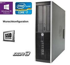 HP Elite 8300 sff Intel Core i3/i5/i7, 8GB/16GB/32GB RAM, 256GB/512GBSSD, Win10