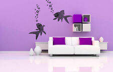 Wall Vinyl Sticker Decals Mural Room Design Art Sea Fish Ocean Decor bo680