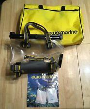 Ewa Marine Underwater Housing Waterproof Bag Video Sony VX1000 Camera Yellow