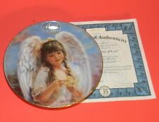 Simplicity of Love by Sandra Kuck Always With You Calendar Plate August
