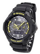 Casio G Shock Gravity Defier Men's Watch G-1250B-1