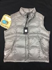 Tumi Hungarian Down Puffer Jacket - Packable & Water Resistant - Men's XXL