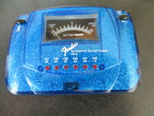 FENDER AUTOMATIC GUITAR TUNER AG-6 Blue