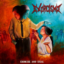 Exorcismo - Exorcise and Steal Old School Thrash Metal CD RARE!