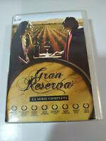 Gran Reserva La Serie Completa - 16 x DVD + Extras Español