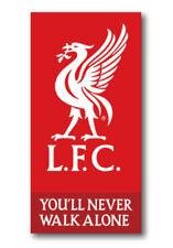 Liverpool Football Club LFC 100 % Cotton towel Beach Swimming Holiday