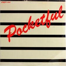 Pocketful ANEP-1001 EXTREMELY RARE 1983 HARD ROCK ALBUM, NEW & SEALED.