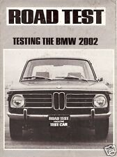Auto Brochure - BMW - 2002 - Road Test - 1971 (AB48)