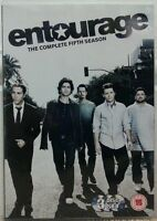 Entourage - Series 5 - Complete (DVD, 2009, Box Set)