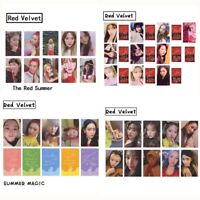 Kpop Red Velvet RBB Magic Red Summer Photo card Autograph Photocard Cards Poster