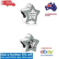 Exclusive & GENUINE Pandora Disney Tinkerbell Star Charm【AU Stock】Item 791920NPG
