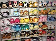 Disney Tsum Tsum MEDIUM Series 1,2,3,4,5 Choose your figure