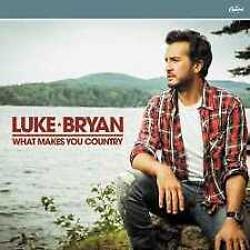 LUKE BRYAN - WHAT MAKES YOU COUNTRY (CD ALBUM)