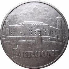 ESTONIA  KM 20   2 Krooni 1930  VZ   502196