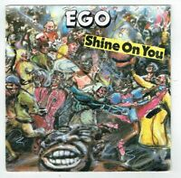 "EGO Vinyle 45T 7"" SP SHINE ON YOU - MOVE IT JUNGLE MAN - CBS 6416 F Reduit RARE"