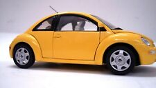 Franklin Mint VW Beetle Yellow With Lots of Features B11 ZO90