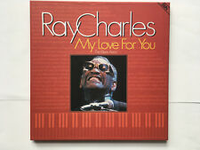 3 LP Box Ray Charles - My Love For You - The Blues Aera - Vinyl
