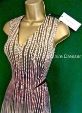 Karen Millen Women's Jersey Sleeveless Casual Dresses