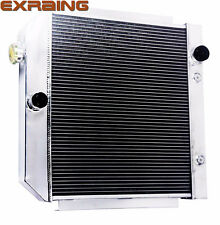 3 Core Performance RADIATOR For 55-57 Chevy Bel Air/ Nomad V8 MT ONLY