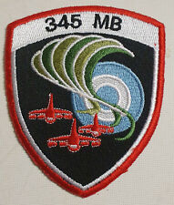 A-7 Corsair Hellenic airforce 345 sqd 80s patch