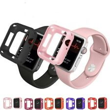 Bumper Case Cover For Iwatch Series 5 4 Watch Protector Smartwatch Silicone 40mm