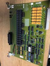 Dukane Audio Switch Card 110-3534 Rev C