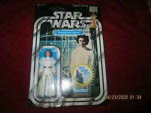 Star Wars 1977-78 Princess Leia Organa Kenner No. 38190 Vintage orig package
