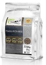KENKOU Platin KOI-MIX 6mm Premium KOIfutter Farbe, Wachstum & Kraft 5kg