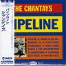 CHANTAYS-PIPELINE-JAPAN MINI LP CD BONUS TRACK C94