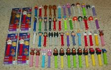PEZ - Collection of PEZ Dispensers / New & Used - Over 50 PEZ Dispensers