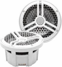 "Skar Audio SK65M 6.5"" 2-Way Marine Full Range 320 Watt Coaxial Speakers, Pair (W"
