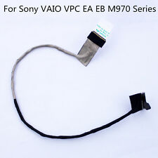New LED Video Screen Cable For Sony VAIO VPC EA EB M970 Series 015-0301-1516-A