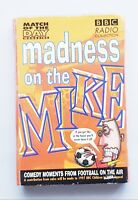 Vintage Match Of The Day BBC Radio Collection Madness On The Mike Cassette