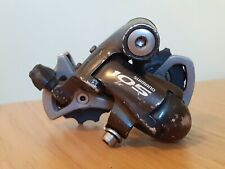 Shimano 105 Rear Derailleur, Black Finish, Classic Bicycle