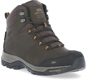 Trespass Hiram Men's Waterproof Walking Boots - Earth